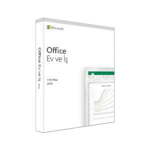 Microsoft 2019 Office Home&Business Kutu Tr T5d-03258